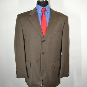 Jones New York 42R Sport Coat Blazer Suit Jacket W
